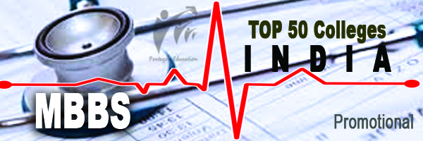 Top 50 Medical Colleges in India