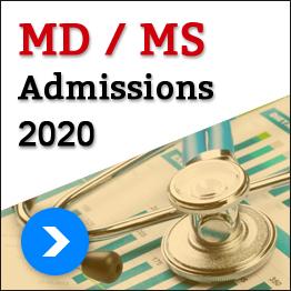 PG Medical Admissions